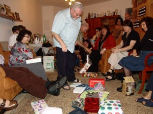 Rehovot Branch Chanukah Party and Mystery evening @ Home of Ellie & Steve Morris
